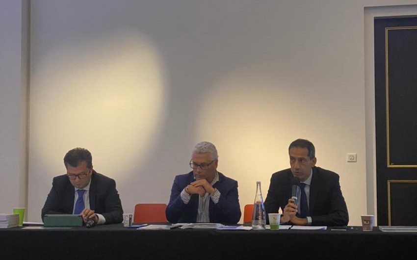 French experts discuss demining of Azerbaijani lands