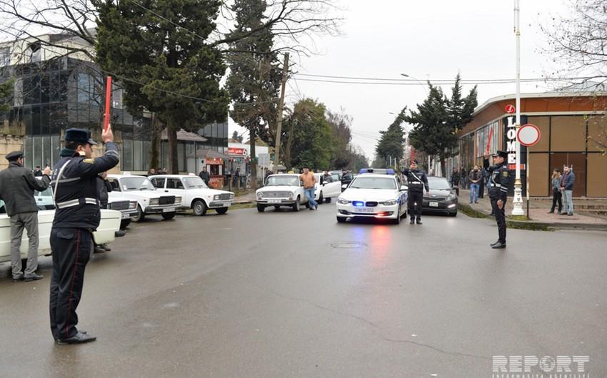 Azərbaycan ərazisində Xocalı soyqırımı qurbanlarının xatirəsi bir dəqiqəlik sükutla yad edilib