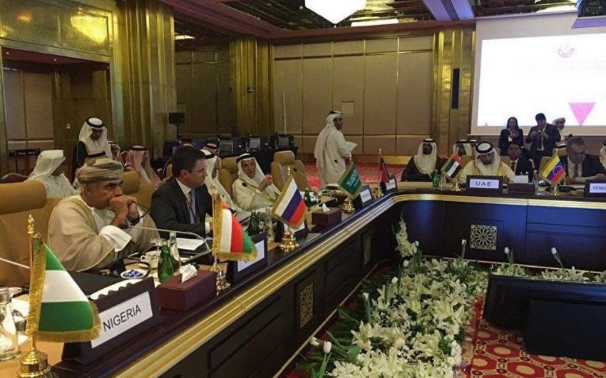 Dohada neft hasilatının dondurulması üzrə görüş nəticəsiz başa çatıb
