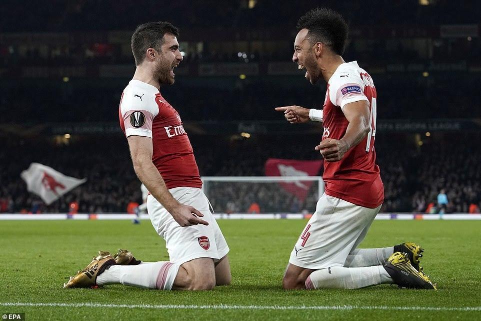 Avroliqa: Fənərbağça mübarizəni dayandırıb, Arsenal və daha 7 klub mərhələ adlayıb - VİDEO