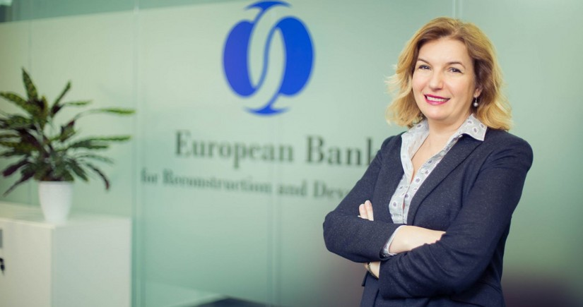 EBRD's country director for Azerbaijan steps down