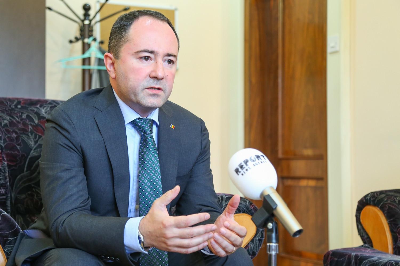 Посол: Товарооборот между Азербайджаном и Румынией в 2016 года превысил показатели позапрошлого года