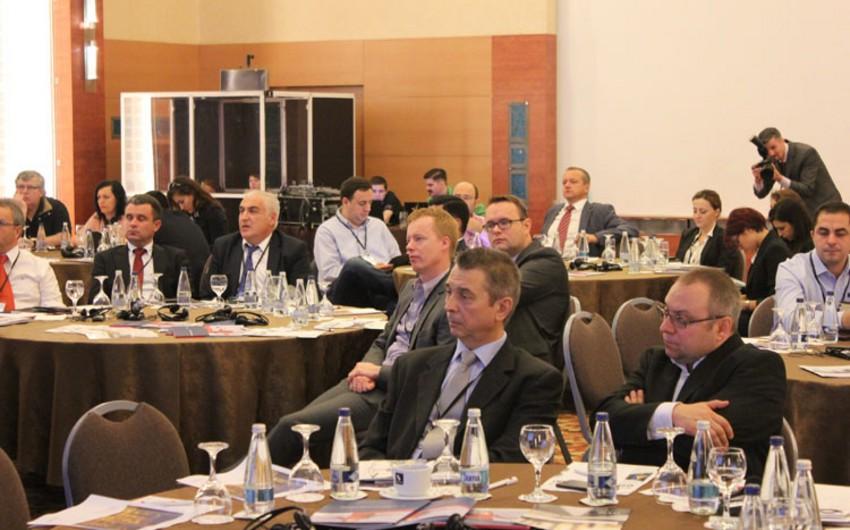 SOCAR Romania Downstream 2015 konfransında iştirak edib