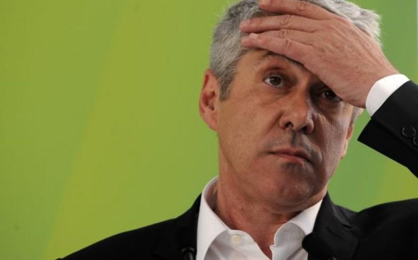 Экс-премьер Португалии Жозе Сократеш задержан в аэропорту