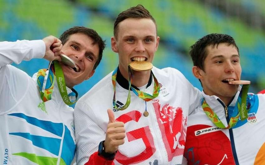 Rio-2016: Azərbaycan medal qazanan ölkələr siyahısında daha 3 pillə geriləyib - CƏDVƏL