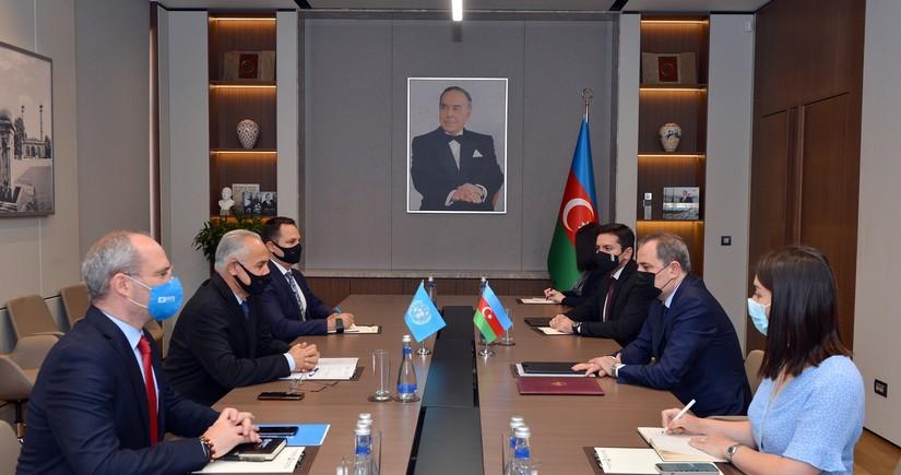 Ceyhun Bayramov: Azərbaycan YUNESKO və BMT QAK-dan cavab gözləyir
