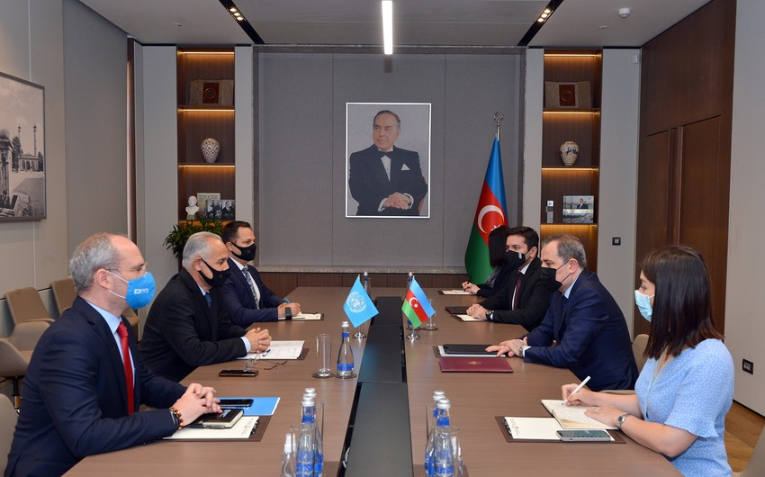 FM: Azerbaijan is currently awaiting response from UNESCO and UNHCR