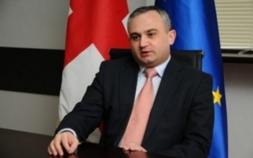 """A.Xetaquri: """"Bu gün və gələcəkdə Gürcüstanı təbii qazla SOCAR təmin edəcək"""""""
