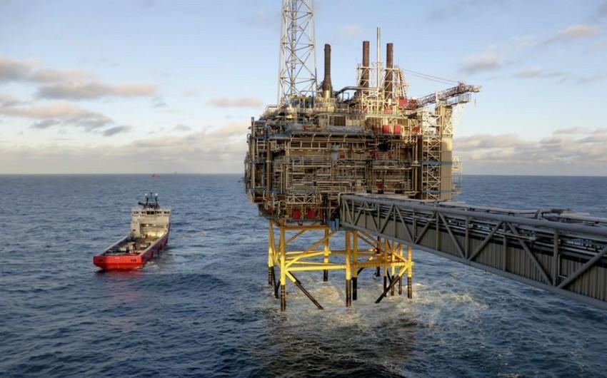 Norveç iyul ayında neft hasilatını 5 illik maksimuma çatdırıb
