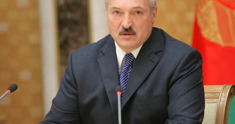 Лукашенко направился с визитом в Азербайджан