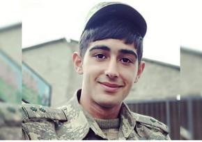 Body of Azerbaijani martyr found