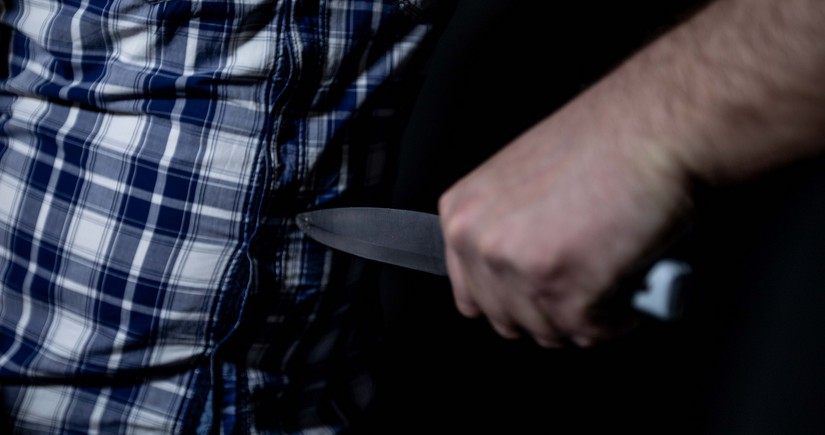 Qubada tanışını bıçaqlayıb öldürən şəxs tutuldu