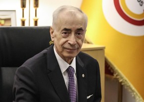 Qalatasarayın prezidenti İdarə Heyətindən istefa verdi