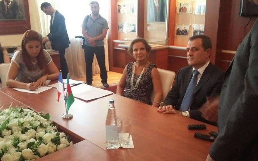 Final document on activities of French-Azerbaijani university to be signed in September