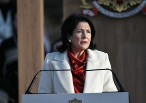 Georgian president to be vaccinated against COVID-19