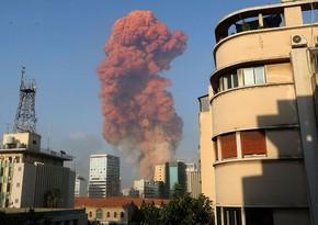 МИД: Информации о пострадавших при взрыве в Бейруте азербайджанцах не поступало