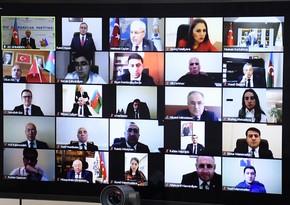 YAP və AKP-nin birgə videokonfransı keçirilib