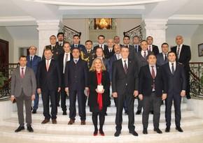 Turkish Ambassador to Georgia presented symbol of Azerbaijan's victory