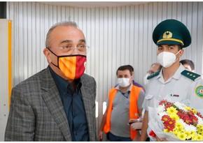 Qalatasarayın vitse-prezidenti: Neftçi bizə qonaqpərvərlik göstərir