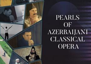 """""""Azərbaycan Opera İnciləri"""" filmi təqdim edilib"""