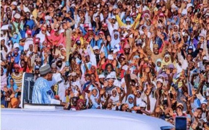 Nigeriyada azı 14 nəfər prezidentin çıxışından sonra yaranan izdihamda həlak olub