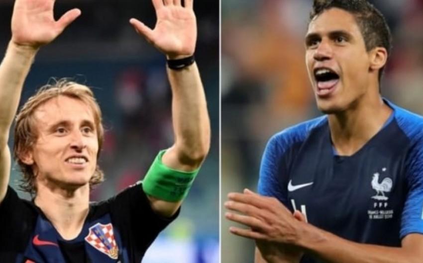 DÇ-2018: Final oyunu eyni ildə iki kubok qazanan 9-cu futbolçunu müəyyənləşdirəcək