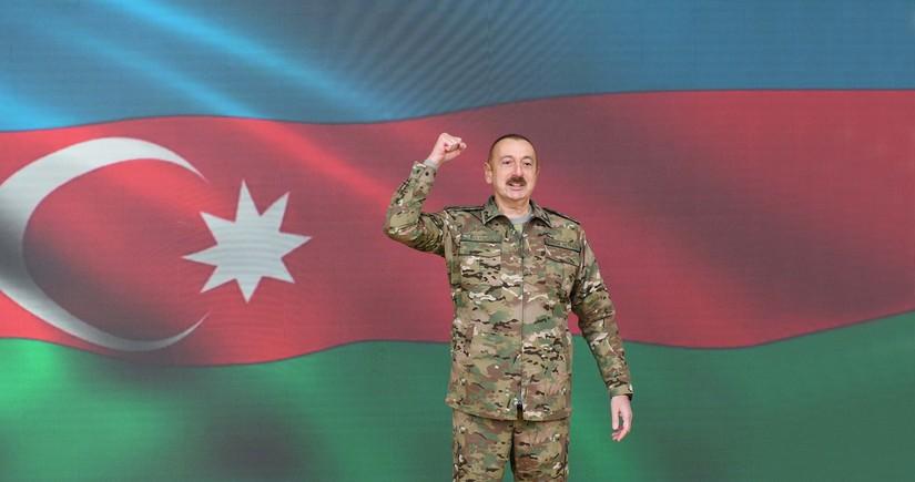 Milli Məclis Ali Baş Komandanı təbrik etdi