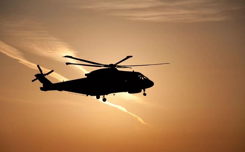Rusiyada helikopter qəzasında itən turistlərin meyitləri tapılıb