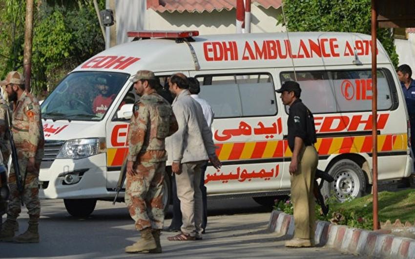 Əfqanıstanda taliblərin hücumu nəticəsində 6 nəfər ölüb