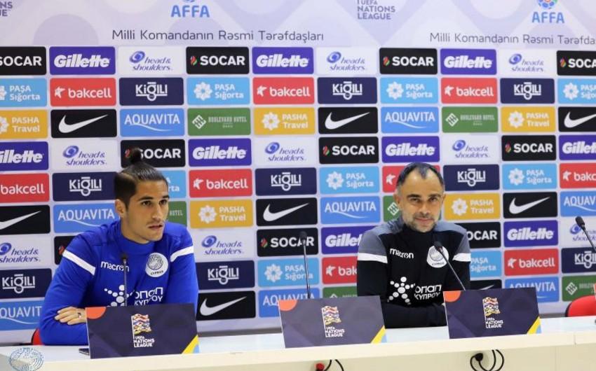 Kiprli futbolçu: Azərbaycanla matç çox çətin olacaq
