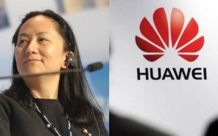 Финансовый директор Huawei будет выпущена под залог