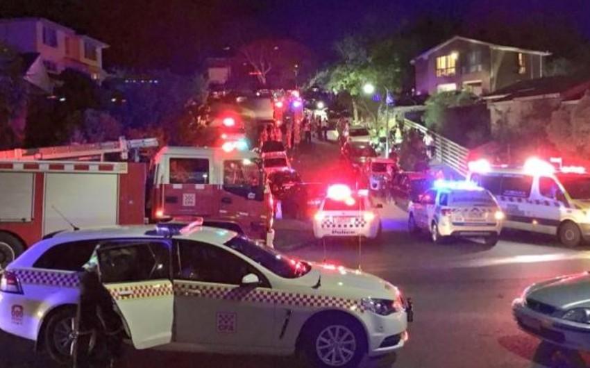 Avstraliyada yaşayış evinin eyvanı uçub, ölən və yaralananlar var