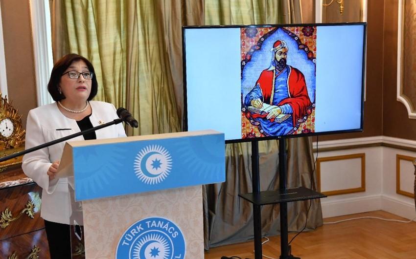 """Sahibə Qafarova: """"Türk Şurası öz strateji baxışını yaratmaq üzərində işləyir"""""""