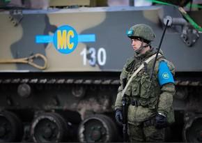 Russian peacekeepers head to Karabakh