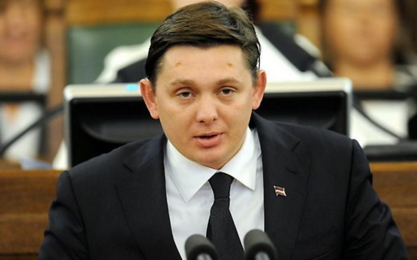 Латвийский депутат подрался в баре