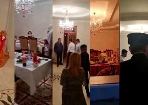 Sabunçuda nişan mərasiminində iştirak edən 20 nəfər məsuliyyətə cəlb edildi