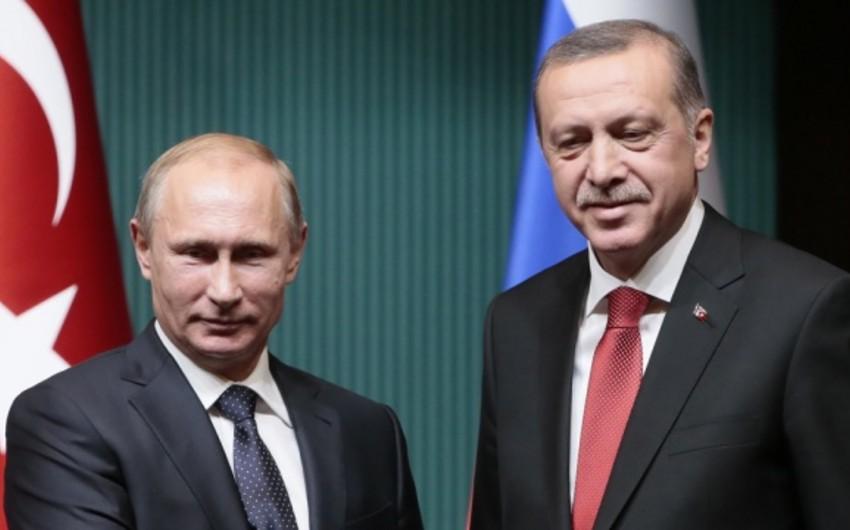 Putin və Ərdoğan İdlibdə terrorçulara qarşı əlavə tədbirləri razılaşdırıb