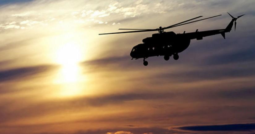 ABŞ-da helikopter qəzaya uğrayıb, ölənlər var