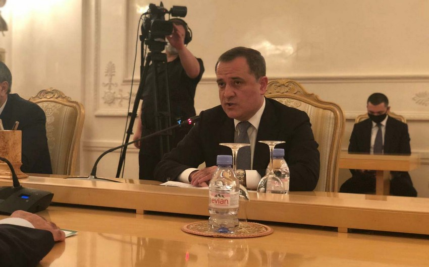 Azerbaijani FM: Trilateral cooperation format creates wide opportunities