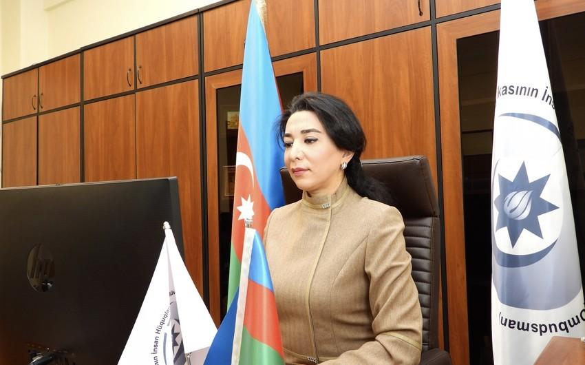 Ombudsman Paşinyanın mina xəritəsi ilə bağlı çıxışına görə beynəlxalq təşkilatlara müraciət edib