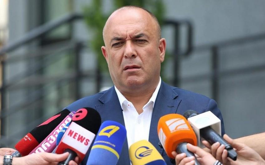 """Azər Süleymanov: """"Gürcüstan azərbaycanlıları hər bir çağırışa hazırdır"""""""