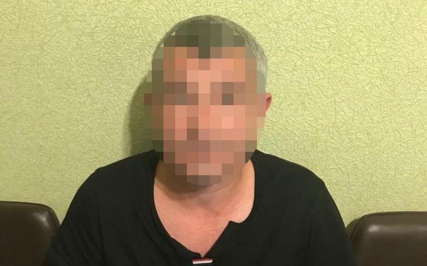 İnterpol tərəfindən axtarışda olan Azərbaycan vətəndaşı Ukraynada saxlanılıb