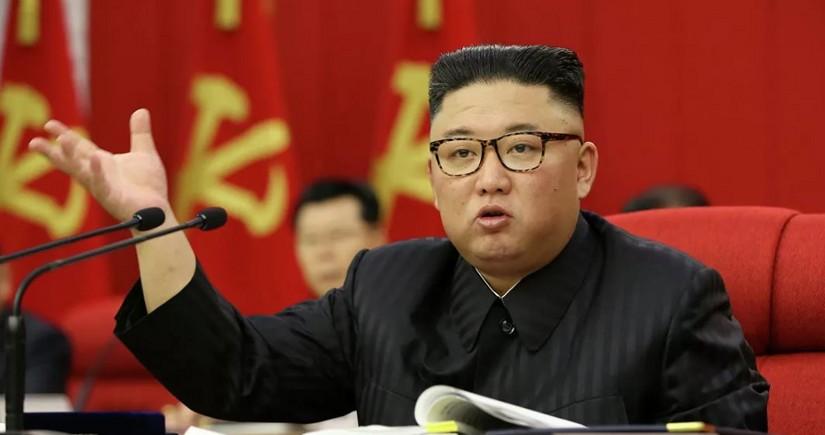Ким Чен Ын заявил о готовности к конфронтации с Байденом
