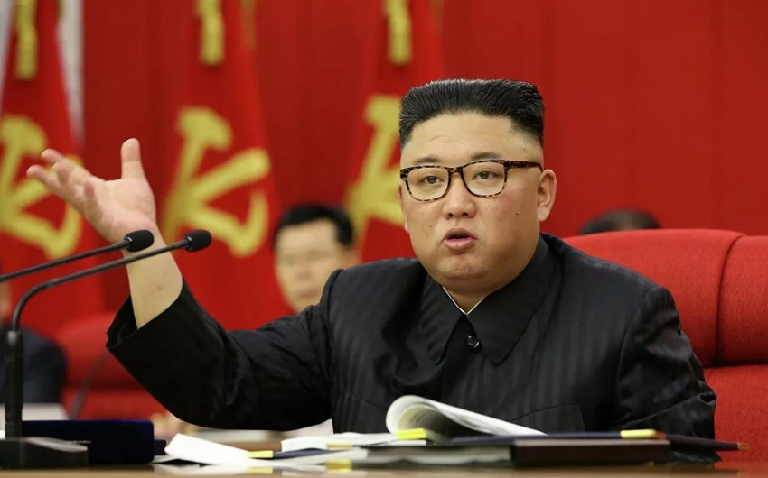 Kim Jong-un says ready for confrontation with Biden
