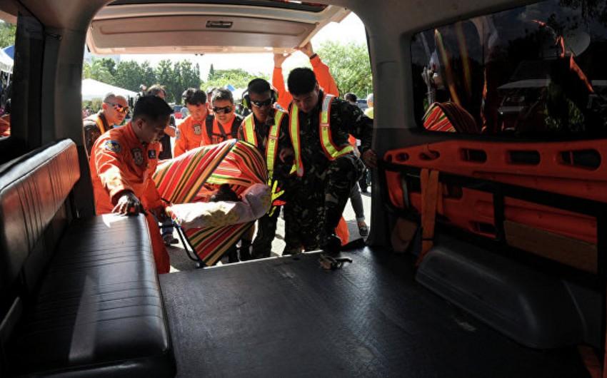 Filippində sel və daşqınlar 90 nəfərə qədər insanın ölümünə səbəb olub