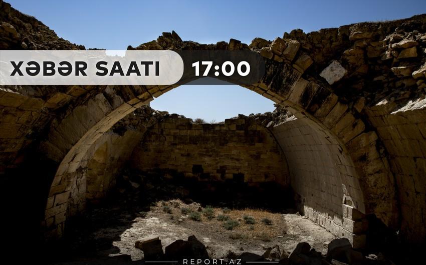 """""""Xəbər Saatı"""": Azərbaycanın tarixi abidəsi yox olur"""