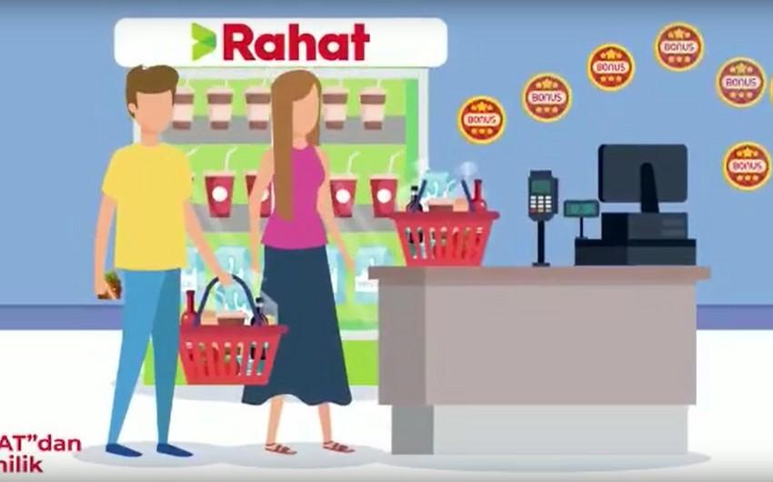 Rahat Supermarketlər Səbəkəsindən Yenilik Bonus Kartlarina Ehtiyac Qalmadi Video Report Az