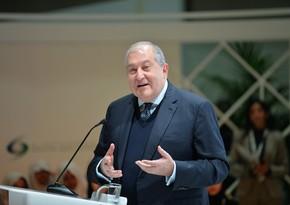 Ermənistan müxalifəti yenidən ölkə prezidenti ilə görüşəcək