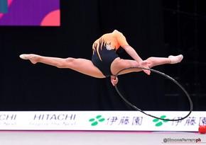Чемпионат мира: Азербайджанские гимнасткизавершили выступления на второй день