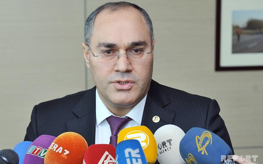 """Səfər Mehdiyev: """"Ölkədə inhisarçılığın bir faizini göstərsəniz, mən istefa verərəm"""""""